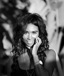 Miss Liberia: Sandi-belle Shaibani